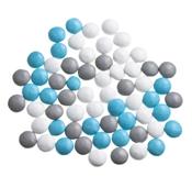 Mini Confetti Mix Boy 1 Gelakt / Lentilles