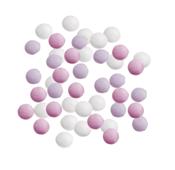Mini Confetti Roze Assortiment Gelakt / Lentilles