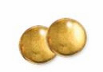 Mini Confetti Goud Metal / Lentilles