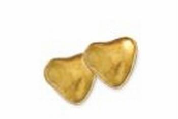 Dwerghartjes Goud Metal / Coeurs Nains
