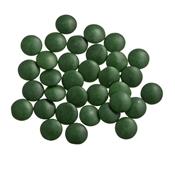 Mini Confetti XGroen Gelakt / Lentilles