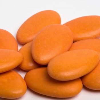 Suikerbonen Abricoos gelakt / Dragees PROMO