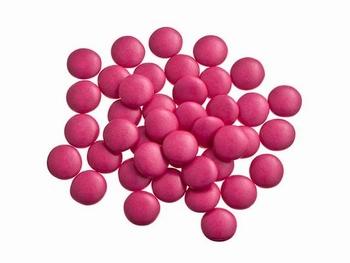 Confetti Fusia / Lentilles