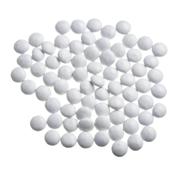 Mini Confetti Wit Gelakt / Lentilles
